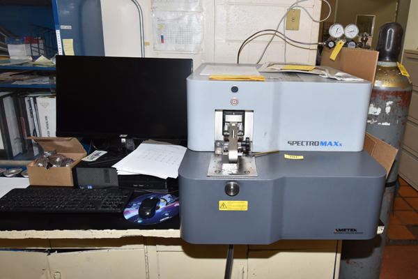 Picture of Spectro Analytical MAXx LMD06 Metal Analytic Spectrometer For Sale DCMP-4552