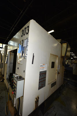 Used Brother TC-32A High Speed CNC Drill Tap Center 450 x