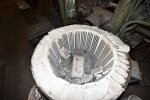 Picture of Dynarad Electric Heated Silicon Carbide Crucible Type Aluminum Melting & Holding Furnace DCMP-4640