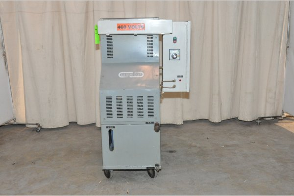 Picture of Mokon Single Zone Portable Hot Oil Process Heater Temperature Control Unit with Cooling Water Circuit DCMP-4641
