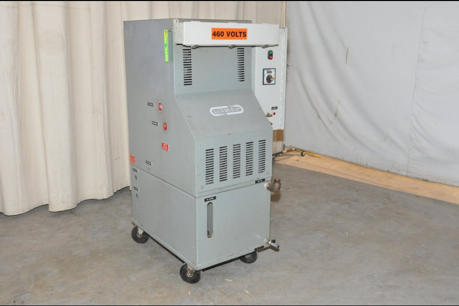 Picture of Mokon Hot Oil Heater unit with Cooling Circuit DCMP-4641
