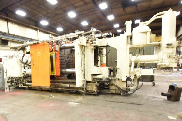 Picture of Prince 940 CCM Horizontal Cold Chamber Aluminum High Pressure Die Casting Machine For Sale DCMP-4657