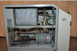 Image of Mokon Model H44112BU Hot Oil Heater unit with Cooling Circuit For Sale DCM-4703