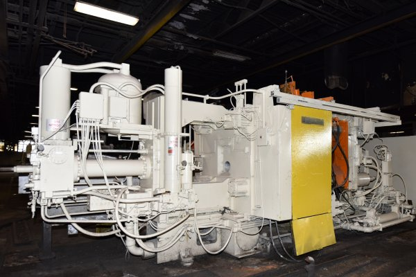 Picture of Prince 836 CCA Horizontal Cold Chamber Aluminum High Pressure Die Casting Machine For Sale DCMP-4773