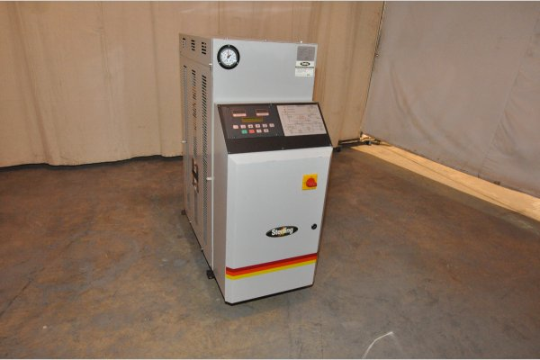 Picture of Sterlco Single Zone Portable Hot Oil Process Heater Temperature Control Unit with Cooling Water Circuit DCMP-4776
