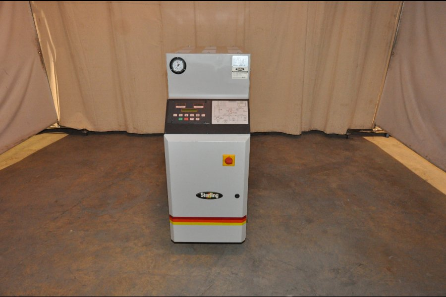 Picture of Sterlco Hot Oil Heater unit with Cooling Circuit DCMP-4776