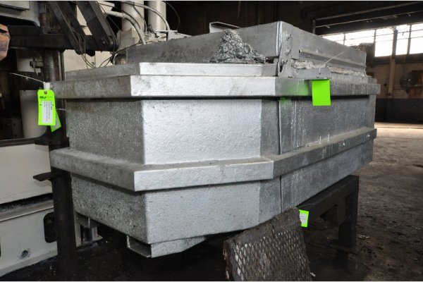 Picture of Cal-Miser SO-2600 Low Energy High Efficiency Natural Gas Heated Aluminum Holding Furnace For Sale DCMP-4804