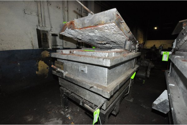 Picture of Cal-Miser SO-2600 Low Energy High Efficiency Natural Gas Heated Aluminum Holding Furnace For Sale DCMP-4805