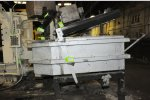 Picture of Cal-Miser Low Energy High Efficiency Natural Gas Heated Aluminum Holding Furnace DCMP-4812