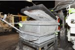 Image of Cal-Miser Model 2600 Low Energy Gas Heated Aluminum Holding Furnace For Sale DCM-4812