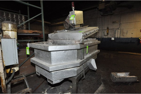 Picture of Cal-Miser SO-2600 Low Energy High Efficiency Natural Gas Heated Aluminum Holding Furnace For Sale DCMP-4815