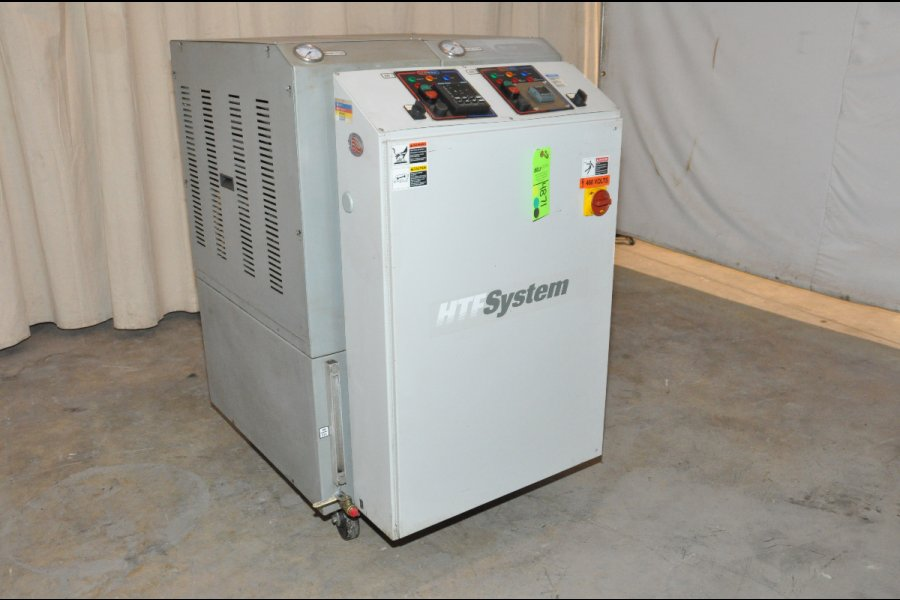 Picture of Mokon Hot Oil Heater unit with Cooling Circuit DCMP-4871