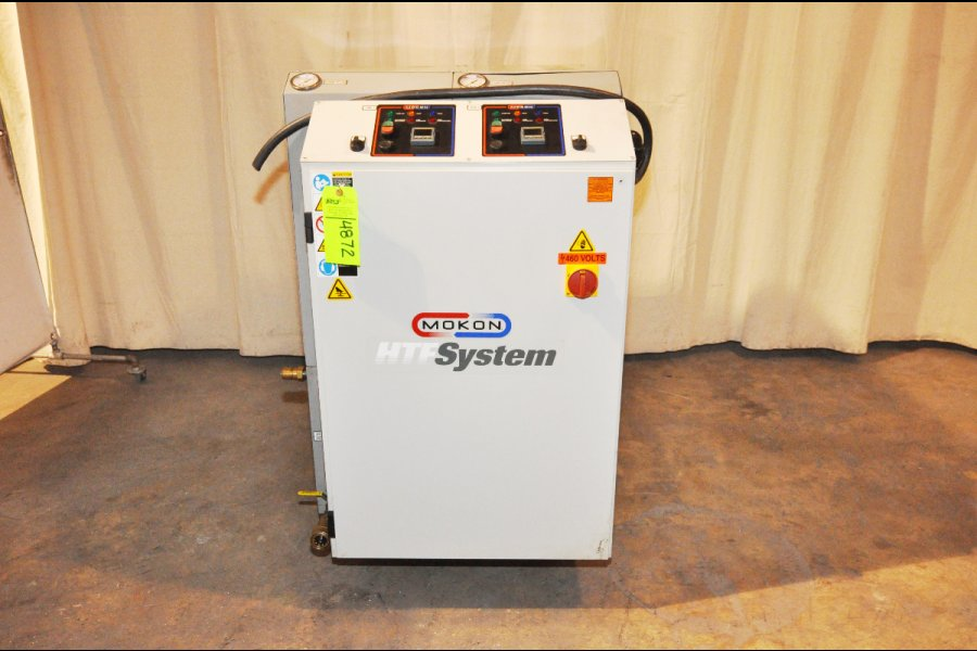 Picture of Mokon Hot Oil Heater unit with Cooling Circuit DCMP-4872