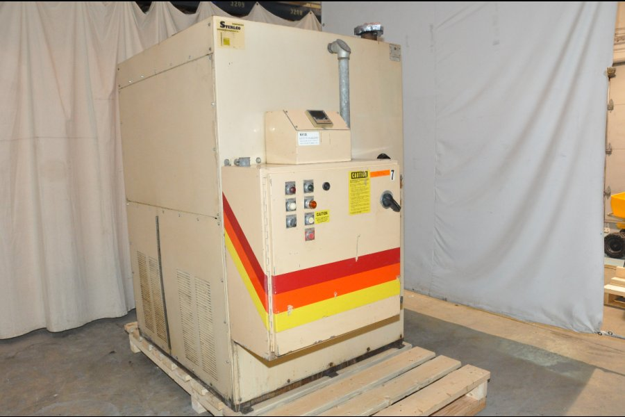 Picture of Sterlco Hot Oil Heater unit with Cooling Circuit DCMP-4878