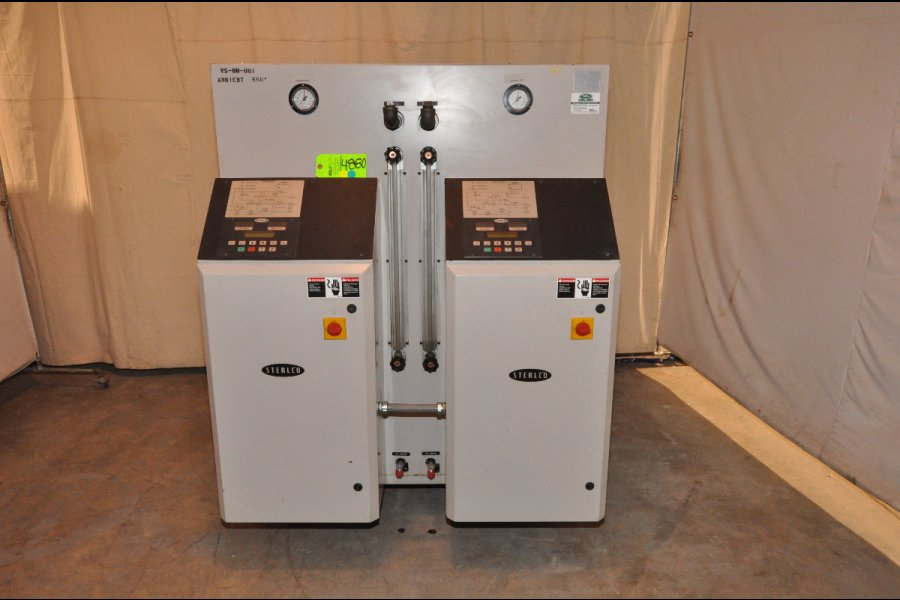 Picture of Sterlco Dual Zone Hot Oil Heater Unit DCMP-4880