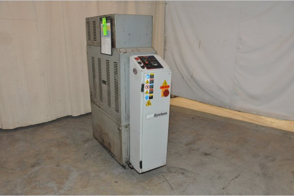 Picture of Mokon Single Zone Portable Hot Oil Process Heater Temperature Control Unit with Cooling Water Circuit DCMP-4890