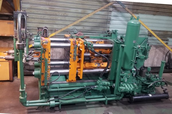 Picture of Prince 629 HC Horizontal Hot Chamber Zinc (Zamak) High Pressure Die Casting Machine For Sale DCMP-4892