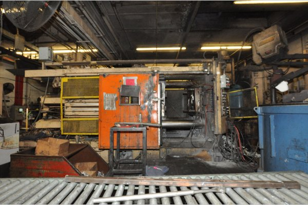 Picture of HPM II-900-A Horizontal Cold Chamber Aluminum High Pressure Die Casting Machine For Sale DCMP-4952
